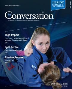 In Conversation Spring 2015
