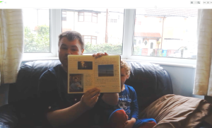 mike and eden with travelling book 2