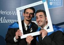 TF16378 HWU Graduation summer 2015