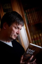 Ian Rankin reads Muriel spark, Heriot-Watt University